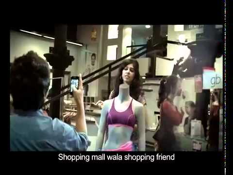 Har Ek Friend Zaroori Hota Hai - Airtel New Ad (Better Quality)