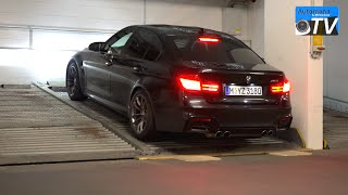 getlinkyoutube.com-2015 BMW M3 DCT (431hp) - pure SOUND (1080p)