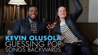 getlinkyoutube.com-Pentatonix's Kevin Olusola Beatboxes & Plays The Backwards Pop Song Challenge