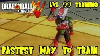 getlinkyoutube.com-Dragon Ball Xenoverse: How To Level Up to 99 Fast! (DLC 3 Required)