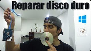 getlinkyoutube.com-Reparar Disco Duro despues de haber recibido un golpe (HDD regenerator)