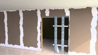 getlinkyoutube.com-Pocket Door Frames: How to Install a Pocket Door Frame Kit?