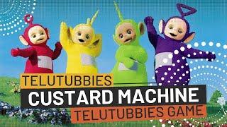 getlinkyoutube.com-TELETUBBIES - CUSTARD MACHINE - TELETUBBIES GAME