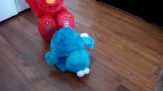 getlinkyoutube.com-Elmo, and Cookie Monster having SEXY TIME (funny)