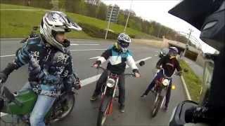 getlinkyoutube.com-Gebirgsjäger Erzgebirge - Eskalieren | Simson, Moped,
