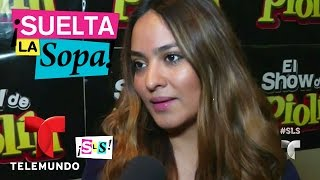 getlinkyoutube.com-Suelta La Sopa | Mayeli de Rivera cuenta como se gano el cariño de la familia | Entretenimiento