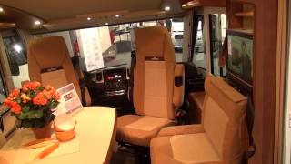 getlinkyoutube.com-Carthago Tourer 143 motorhome review