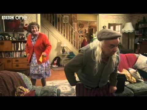 Granddad's Thermometer Reading - Mrs. Brown's Boys, preview - BBC One