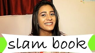 Hiba Nawab's Slam Book