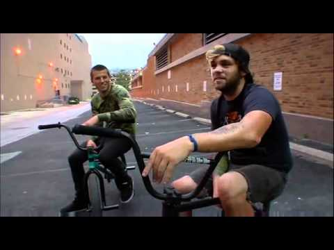 Garrett Reynolds, Kevin Kiraly - BMX in Philly