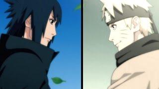 WTF?! Naruto Vs Sasuke Anime Finale To Be In Black & White?!? Shippuden Episode 476 Preview