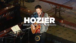 Hozier: Sweet Thing (Van Morrison Cover) - Naked Noise Session