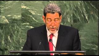 getlinkyoutube.com-PRIME MINISTER DR. RALPH GONSALVES' SPEECH AT THE UNITED NATIONS' GENERAL ASSEMBLY