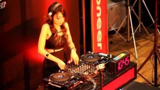 getlinkyoutube.com-PIONEER Lady DJ Championship 2012 (Semi-Final) HD