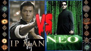 Ip Man (Original) vs Neo (The Matrix) - Ultimate Mugen Fight 2016