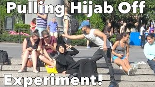 getlinkyoutube.com-PULLING HIJAB OFF EXPERIMENT!