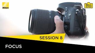 getlinkyoutube.com-Nikon School D-SLR Tutorials -  Focus - Session 8