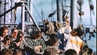 Mass aboard USS Talladega