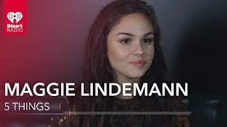 """getlinkyoutube.com-5 Things """"Pretty Girl"""" Maggie Lindemann Needs You To Know"""