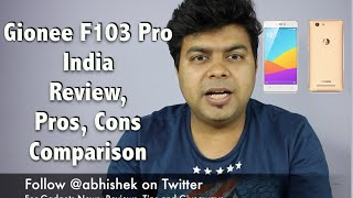 getlinkyoutube.com-Hindi | Gionee F103 Pro, Full Review, Pros, Cons, Comparison | Gadgets To Use