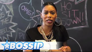 Bambi Says Lil Scrappy Uses The Asthma Pump IN The Bedroom | BOSSIP