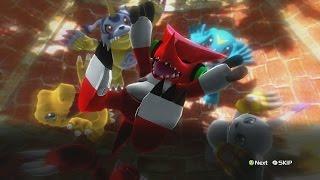 getlinkyoutube.com-DIGIMON All-Star Rumble - Shoutmon Story Mode Gameplay Walkthrough [1080p HD]