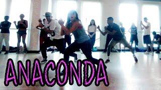 getlinkyoutube.com-ANACONDA - Nicki Minaj Dance VIDEO | @MattSteffanina Choreography (Official)