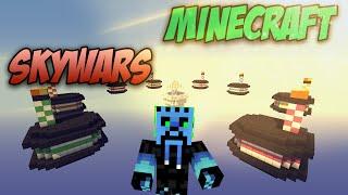 getlinkyoutube.com-Minecraft SkyWars #61 -  Una vittoria sudata
