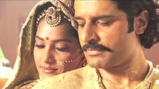 Hot Romantic Scene in Maharana Pratap