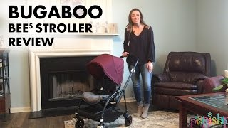 NEW Bugaboo Bee5 Stroller - Full Review!