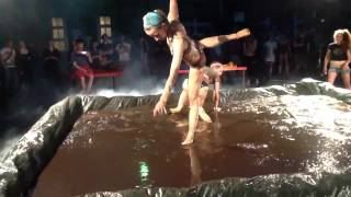 getlinkyoutube.com-mud wrestling for meg @ HZT Berlin BA Festival, Berlin (uncut version)
