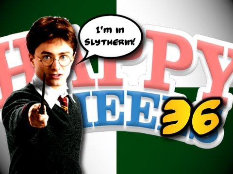 """YOU'RE A WIZARD SUSAN!"" Happy Wheels w/ ChimneySwift11 #36 - HARRY POTTER (HD)"