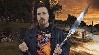 getlinkyoutube.com-The best blade weapon for a zombie apocalypse?
