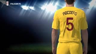 getlinkyoutube.com-PES World PES 2016 Fulham FC kit instructions