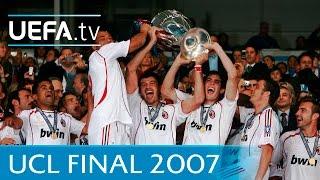 2007 Final Highlights: Milan 2 1 Liverpool