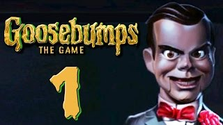 getlinkyoutube.com-Goosebumps: The Game [1] - VIEWER BEWARE