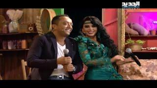getlinkyoutube.com-غنيلي ت غنيلك : حلقة ليال عبود و روني كسار 07-02-2015