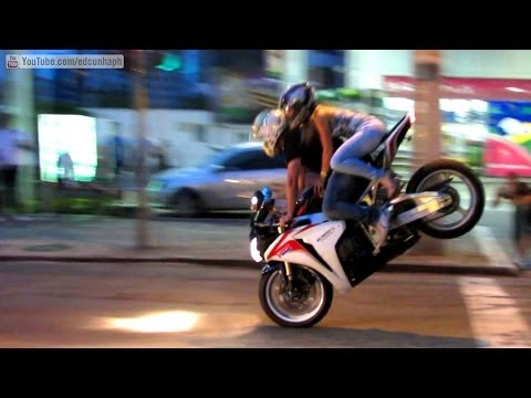 Best Of Bikers 2013 - Superbikes Burnouts, Wheelies, Rl, Rev