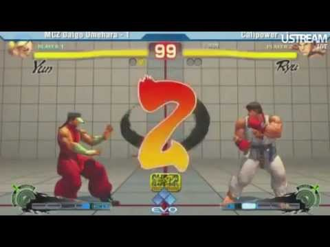 EVO 2011 - SSF4 AE - Daigo Umehara (Yun) vs Alex Valle (Ryu)