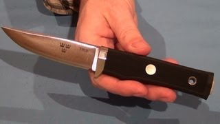 getlinkyoutube.com-Fallkniven Tre Kronor Model TK2