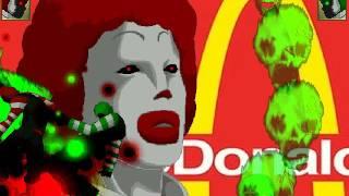 getlinkyoutube.com-MUGEN: Donald-R(12P) V.S. Donald-R Demise(12P)
