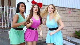 getlinkyoutube.com-The Powerpuff Girls Get Arrested | Lele Pons