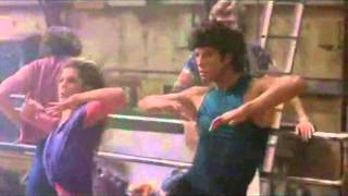 getlinkyoutube.com-Far from over-Frank Stallone - Travolta's film -Stayingalive