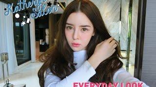 getlinkyoutube.com-KATHERYN LEE MAKE UP ♥ EVERYDAY LOOK make up (แต่งหน้าชีวิตประจำวันแบบง่ายๆ)