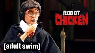 getlinkyoutube.com-Classic Hogwarts Moments | Robot Chicken | Adult Swim