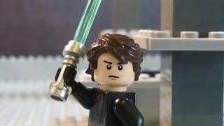 getlinkyoutube.com-Lego Star Wars - Episode III - Anakin Skywalker & Obi-Wan Kenobi VS Count Dooku
