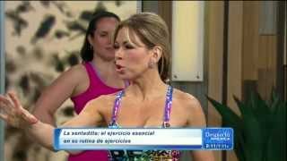 getlinkyoutube.com-Claudia Molina 2012/10/19 ¡Despierta América! HD