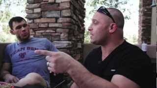 getlinkyoutube.com-Fight Camp Insider with Matt Serra: Forrest Griffin