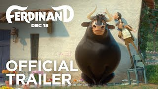 Ferdinand Official Trailer