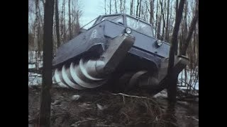 Wonder vehicle ZIL-29061. Чудо техника ЗИЛ-29061